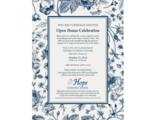 Clewiston Open House Celebration October 21, 2014