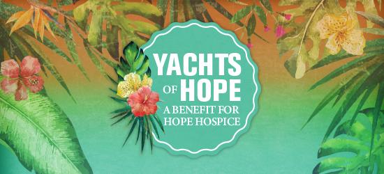 Yachts of Hope Masthead