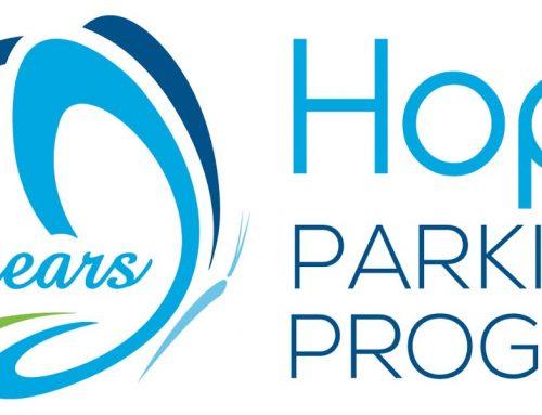 Hope Parkinson Program Celebrates 10th Anniversary in 2020