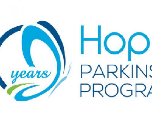 Hope Parkinson Program's Annual Symposium: Education, Empowerment & Energy