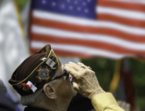 Hope Achieves Highest Partnership Level of We Honor Veterans Program