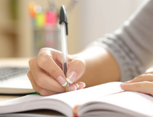 Journaling through the Grief Journey: An 8 Week Series for Teens Ages 15-18